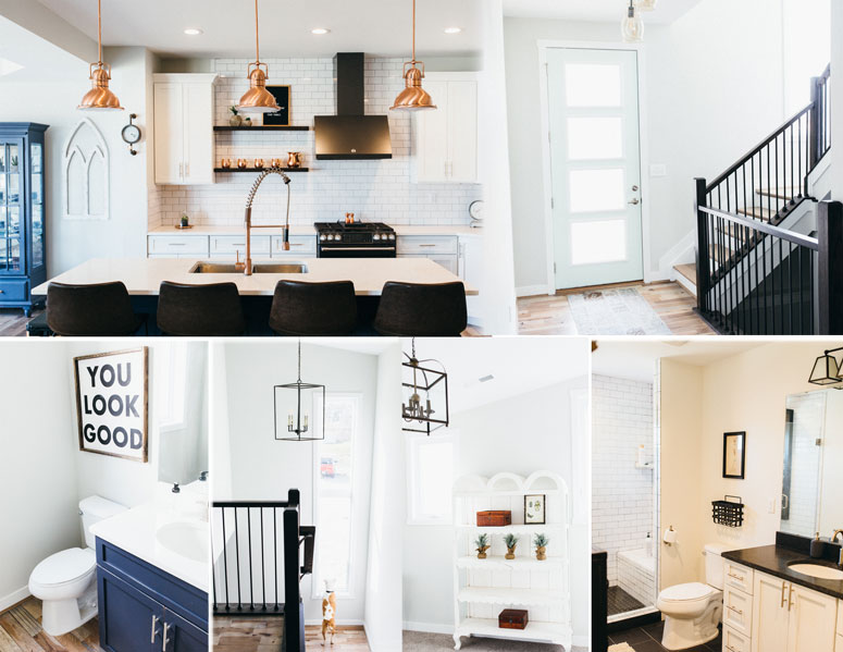 Five Daughters Construction Interior Home Design