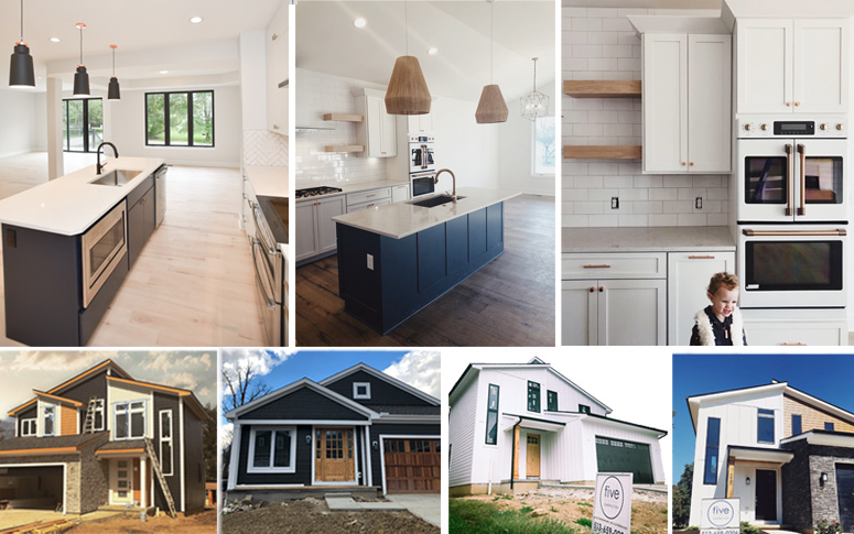 Five Daughters Construction New Home Tour